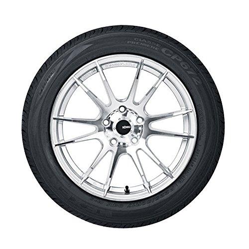 Nexen CP672 Touring Radial Tire - 215/45R18 93H by Nexen (Image #4)