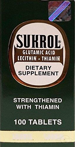 - Sukrol Dietary Supplement 100 Tablets