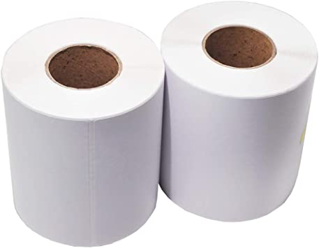 20 Rolls Direct Thermal Shipping Labels 450//roll 4x6 For Zebra ZP450 Eltron 2844