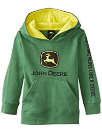 John Deere boys Toddler Boys Trademark Fleece Green Toddler