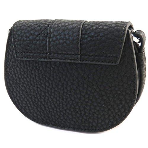 Bolso de la bolsa 'Fiorelli'negro - 13.5x11x4.5 cm.