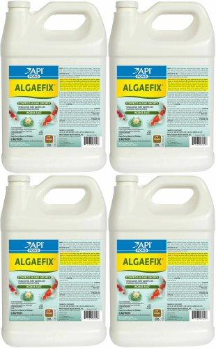 API Pond AlgaeFix 4 Gallon (4 x 1gal) by API