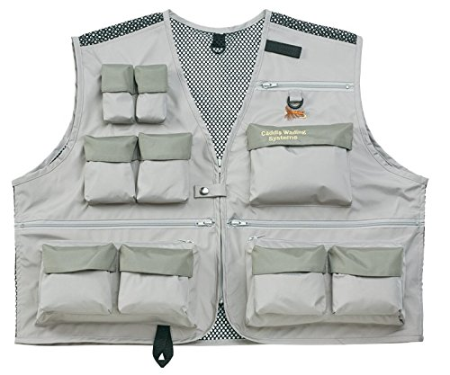 Lite Waders - Caddis Deluxe Ultra Lite Breathable Wader Vest, X-Large