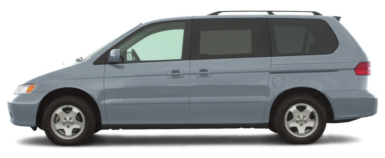 ... 2000 Honda Odyssey EX, 5 Door 7 Passenger ...