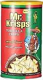 Mr. Krisps Corn Tortilla - Pizza Flavor, 100 gm