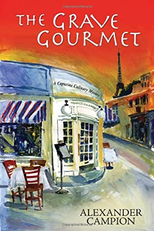 book cover of The Grave Gourmet