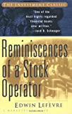 Reminiscences of a Stock Operator, Edwin Lefèvre and Marketplace Books Staff, 0471059706
