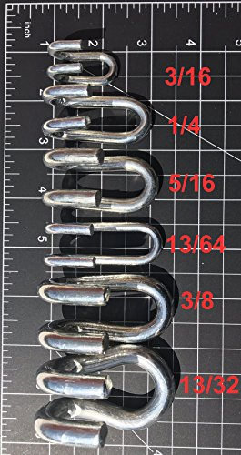 TireChain.com Part #320 Tire Chains Cross Chains Hook, Parts - Package of 10 by TireChain.com (Image #2)