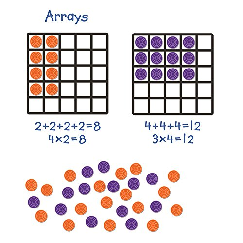Learning Resources Giant Magnetic Array Set from Learning Resources