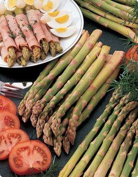 25 2nd Year Mary Washington Asparagus Roots Plants by Asparagus Mary Washington 50 roots - Mary Washington Asparagus