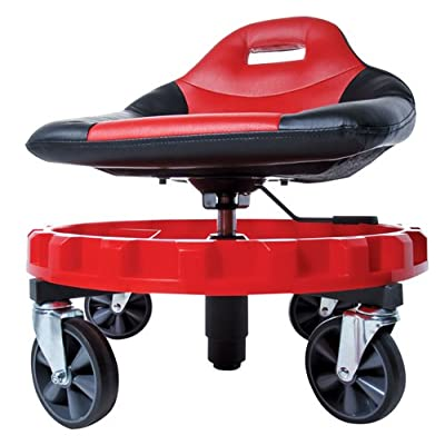"Traxion 2-700 ProGear Mobile Rolling Gear Seat W/Equipment Tray and All-Terrain 5"" Casters: Automotive"