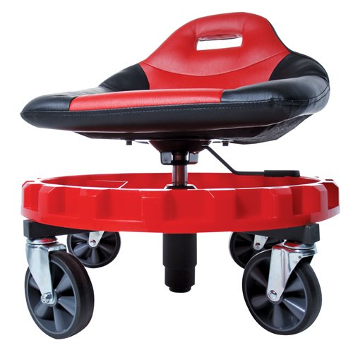 The 10 best rolling stool for garage with back for 2020