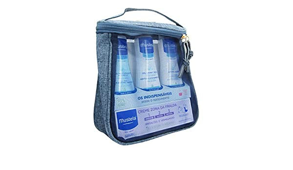Mustela Blue Indispensable Bag