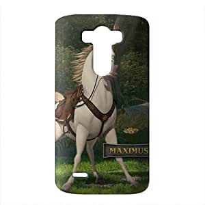 WWAN 2015 New Arrival tangled maximus 3D Phone Case for LG G3