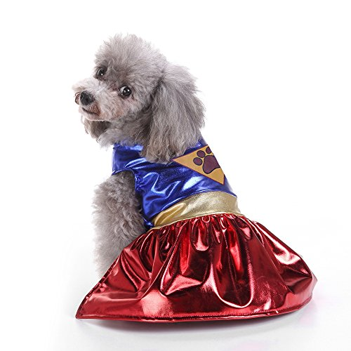 Wellucky Puppy Dog Halloween&Christmas Costumes Clothes Set Pet