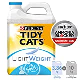 Tidy Cats Lightweight with Glade Clear Springs Clumping Cat Litter - 3.86 kg