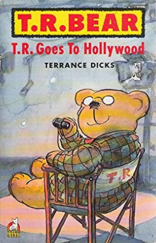 book cover of T.R. Goes to Hollywood
