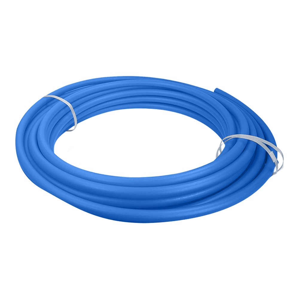 Pexflow PFW-B34100 PEX Potable Water Tubing Non-Barrier Pipe, 3/4 Inch x 100 Feet, Blue