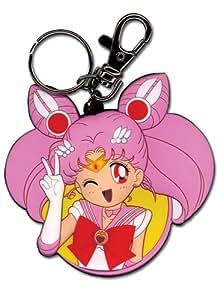 Great Eastern Entertainment Sailormoon S Chibimoon PVC Keychain