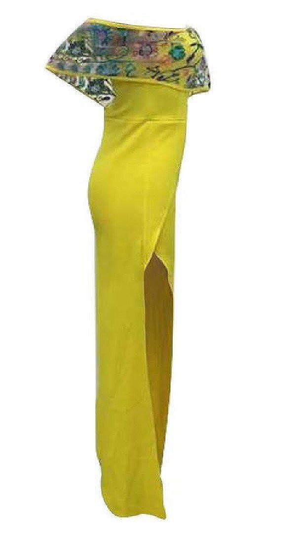 SportsX Womens Shoulder Off Elegant Bodycon Short Mesh Jumpsuit