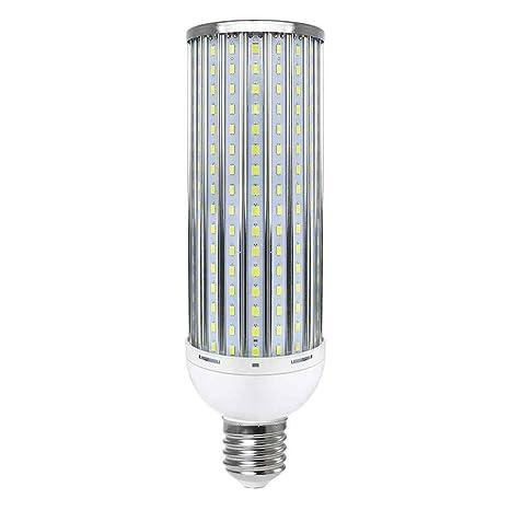Granvoo E40 80W Anti-Estroboscópica LED de maíz Luz Aleación de Aluminio Blanco cálido 320X5730
