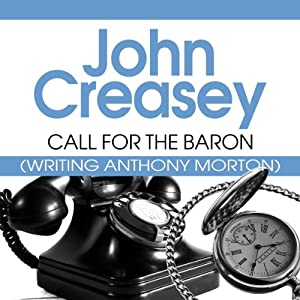 Call for the Baron Audiobook