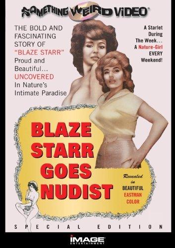 Blaze Starr Goes Nudist - Run Nudist