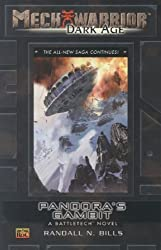 Mechwarrior: Dark Age #27: Pandora's Gambit (A Battletech Novel)