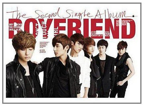 CD : Boyfriend - Don't Touch My Girl (Asia - Import)