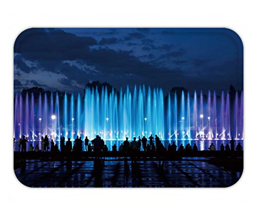Beshowere Doormat Fountain show_ by Beshowere