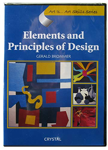 Crystal Productions CP1890 Art is.Elements & Principles of Design,Grade