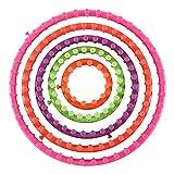 Novelinks Round Knitting Looms Set - Set of 5