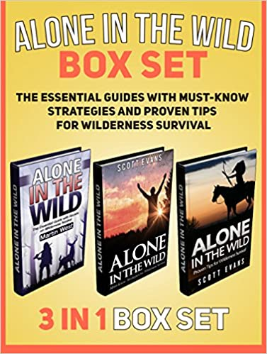 Alone In The Wilderness Pdf