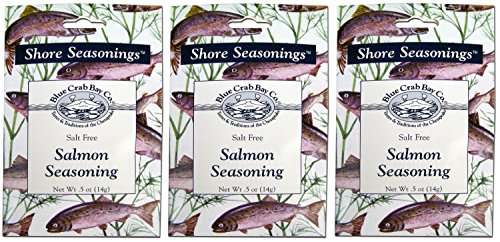 Blue Crab Bay Salmon Seasoning and Dill Dip Blend (Pack of - Crab Dip