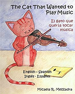 children s book the cat that wanted to play music   el