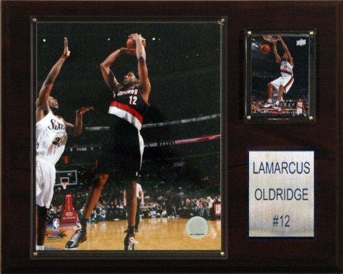 (NBA LaMarcus Aldridge Portland Trail Blazers Player Plaque)