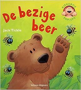 De Bezige Beer Druk 1 Kiekeboe Pop Ups Amazonde Jack Tickle