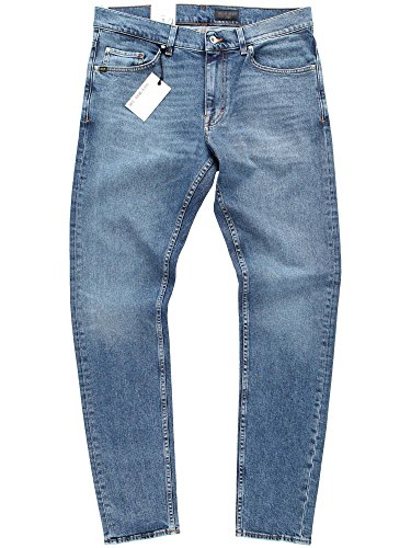 Tiger of Sweden Herren Slim Jeans 'Evolve' Blau