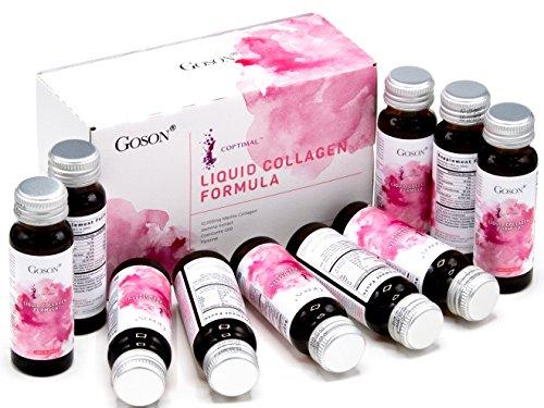 Goson Coptimal Daily Liquid Fish Collagen Drink (Bundle, ...