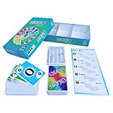 number card games - SKYJO, by Magilano – The ultimate card game for kids and adults. The ideal board game for funny, entertaining and exciting playing hours with friends and family.