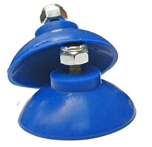 Reacher Cups Blue Silicon Locknuts product image