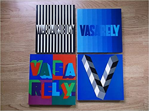 vasarely plastic arts of the 20th century