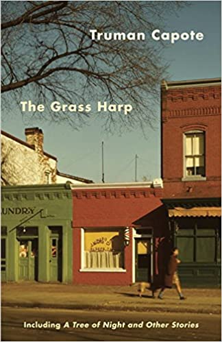 Image result for the grass harp book cover