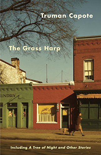 Book cover for The Grass Harp