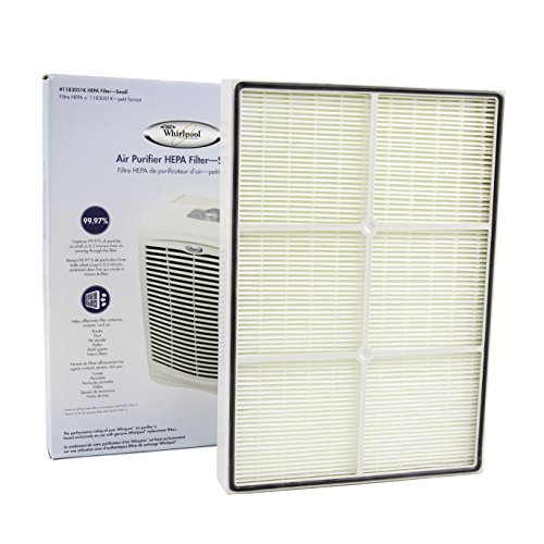 Whirlpool 1183051K Hepa Filter Small