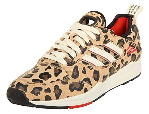 adidas Femmes Sneakers Tech Super 2.0 W Beige/Noir/Brun G95537