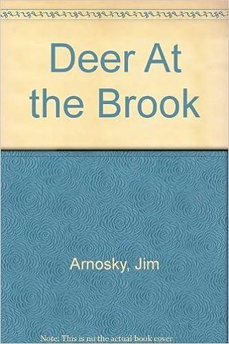 Book Deer At the Brook by Jim Arnosky (1994-05-03)