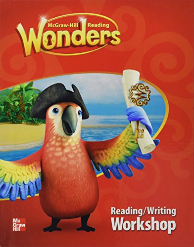 Reading Wonders Reading/Writing Workshop Volume 4 Grade 1 (ELEMENTARY CORE READING)