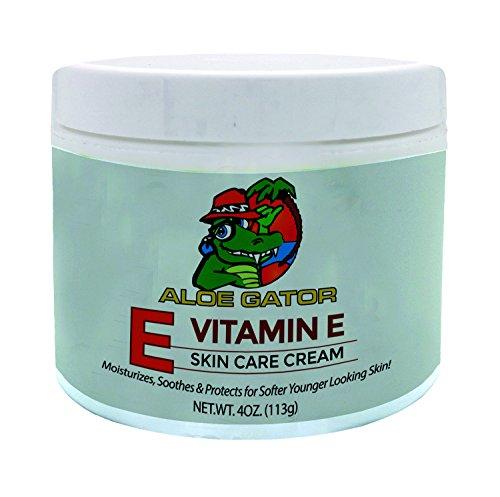 Aloe Gator 4 OZ Skin Care Cream with Vitamin E