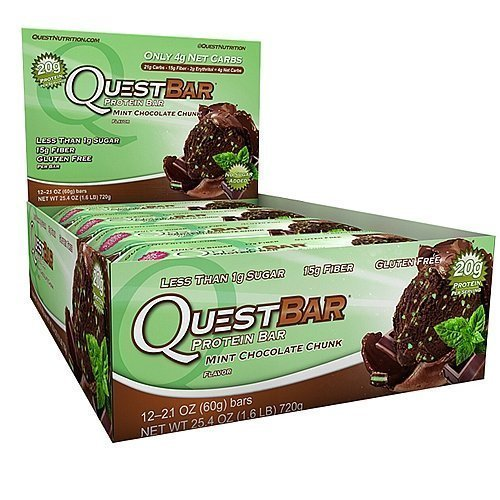 quest protein chocolate chunk - 5
